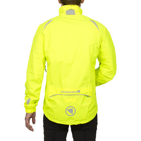 Endura Gridlock II Waterdichte Jas Heren, hi-viz yellow